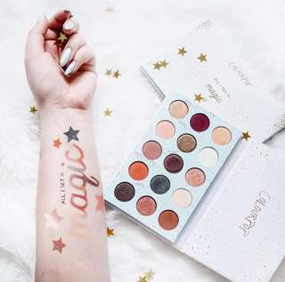 [INSTOCK BNIB] COLOURPOP ALL I SEE IS MAGIC EYESHADOW PALETTE