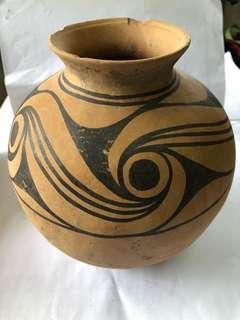 仰韶文化彩陶罐