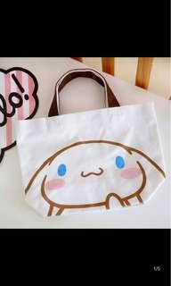 [PO]Cinnamoroll/Pompompurin Tote Bag