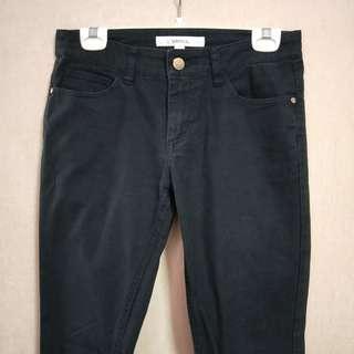 Vancl Women Black Work Pants