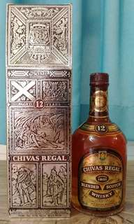 芝華士威士忌 Chivas Regal
