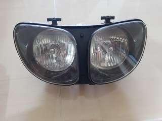 Hondo NSR SP headlights