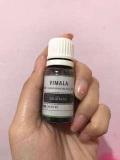 Vimala Chakra Balancing Oils