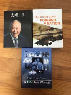 Lee Kuan Yew Dvds