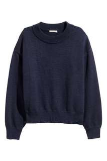 Dark Blue Sweater
