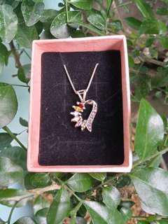 "Silver 925 necklace 16"""