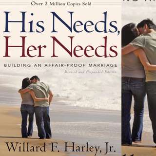 His Needs, Her Needs Participant's Guide: Building an Affair-Proof Marriage by Willard F. Harley Jr.