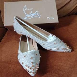 Flatshoes luboutin