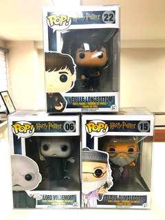 Funko Pop - Harry Potter Set