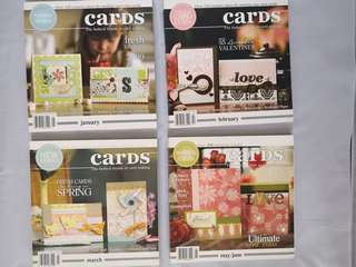 Scrapbooking - Cards magazine