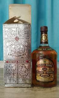 芝華士威士忌 Chivas Regal 1.14L