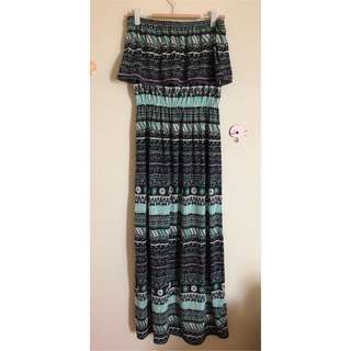 Simone's Closet Long Dress Free size