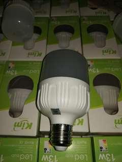 Lampu led kim 13 watt