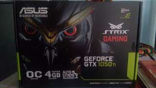 Asus GeForce GTX 1050Ti 4gb