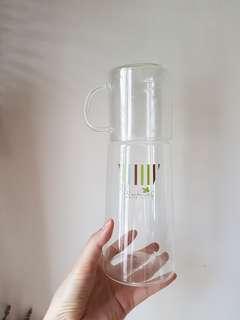 🚚 生活工場玻璃水瓶