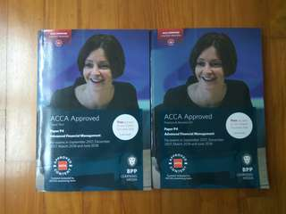 ACCA P4 Advanced Financial Management Revision Kit