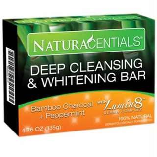 Naturacentials Deep Cleansing and Whitening Bar