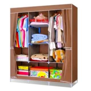 Murah IKEA wardrobe! King size!! BAHARU stok!