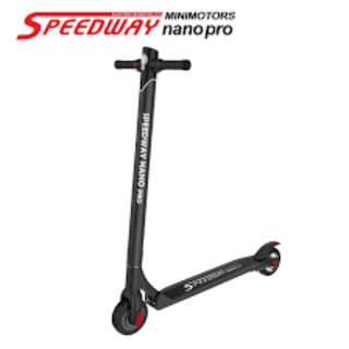 Speedway Nano LTA Compliant Electric Scooter
