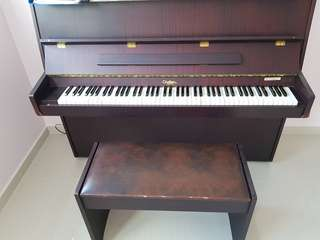 Classical piano Challen London 1804