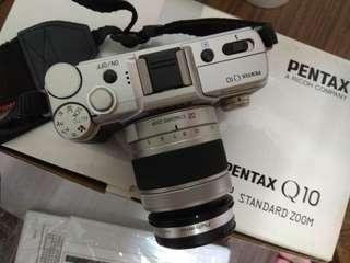 Pentax Q10 3鏡頭