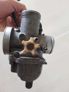 Hondo NSR SP carburetor