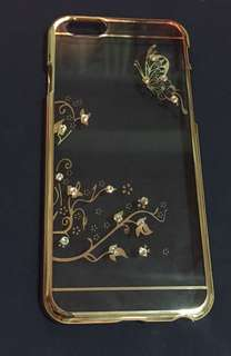 Golden Butterfly iPhone 6/6s Case