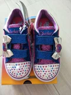 BNIB Twinkle Toes Skechers Shoes