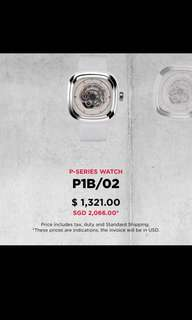 Smart watch   SEVEN FRIDAY - P series