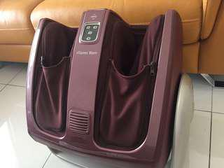 OSIM Foot Massager uSqueez Warm
