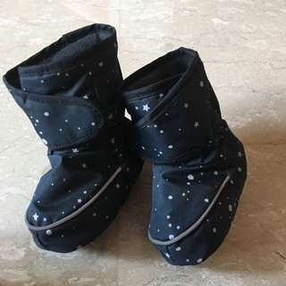 Winter Boots For Babies ( Wind Resistance)