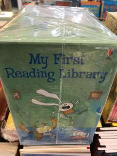 Usborne My First Reading Library Set of 50