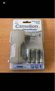 CAMELION POWER ACK BATTERY 4