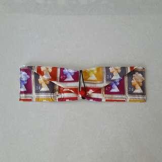 Handmade Reusable cutlery pouch