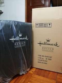全新Hallmark行李箱