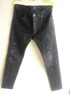 For Sale Celana Jeans Zara (Denim Collection Zara) Slim Fit
