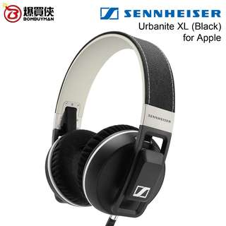 SENNHEISER Urbanite XL Black (for Apple) 黑色 頭戴式耳機