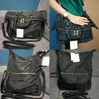 Authentic Legato Largo 3 Way Bags- other colors avail