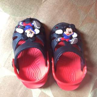 micke mouse sandals