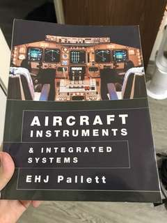 aircraft Instruments -textbook