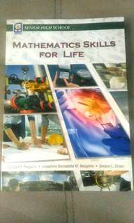 Gen. Mathematics, Philosophy, Contemporary Arts, Empowerment Tech. (SHS Textbooks)