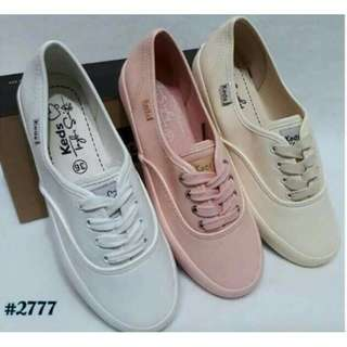 Keds leather sneakers / Keds nude collection / Keds Sneakers