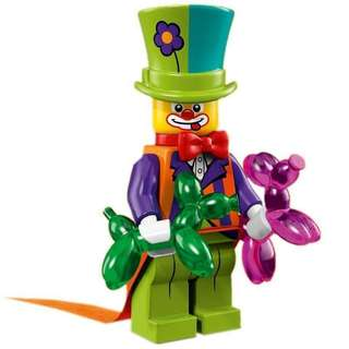 Lego Minifigure 71021 小丑