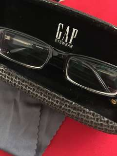 GAP Black Frame Eyeglasses