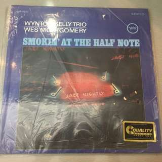 Wynton Kelly Trio / Wes Montgomery ‎– Smokin' At The Half Note, 2x Vinyl LP, Analogue Productions ‎– AP-8633, 2013, USA
