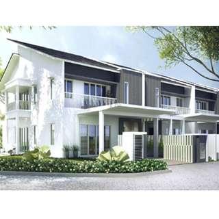 Six-star equipment housing