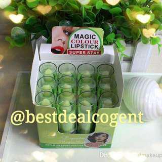 Magic Colour Lipstick (Super Stay) *sold out*