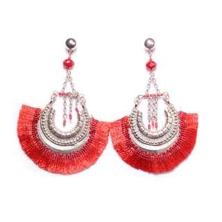 Ayushi Earrings - Handmade - ON SALE