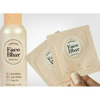 ETUDE HOUSE Face Blur SPF33/PA++ sample 1ml