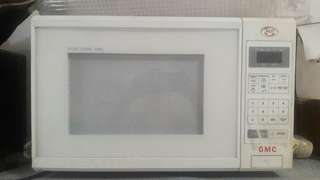 Microwave Oven ,Grill GMC